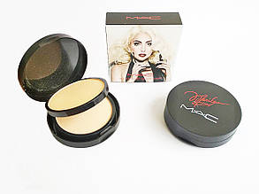 Компактная двойная пудра для лица MAC Marilyn (палитра 3 шт.)