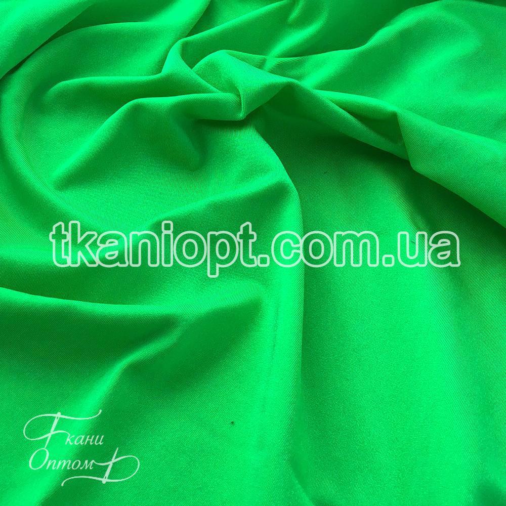 Ткань Бифлекс блестящий (салатовый)