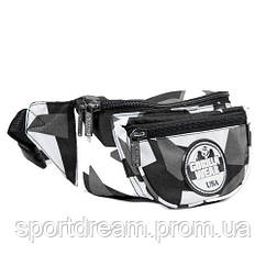 Сумка поясная Gorilla Wear Stanley Fanny Pack - Gray/White Camo 9915794408