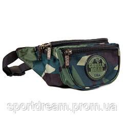 Сумка поясная Gorilla Wear Stanley Fanny Pack - Green Camo 9915794404