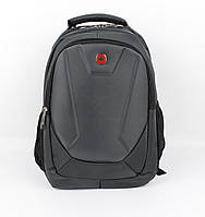 Детский рюкзак SwissGear 0586 графит с отделом для гаджета
