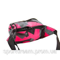 Сумка поясная Gorilla Wear Stanley Fanny Pack - Pink Camo 9985794405