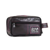 Сумка Gorilla Wear Toiletry Bag - Black/pink 9914190000