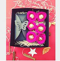 Подарочный набор Sweet Rose / Подарок / Эксклюзивный подарочный набор / опт