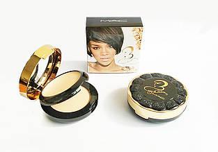 Пудра 2 в 1 MAC Rihanna (палитра 3 шт)