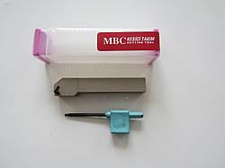 Резец резьбовой для наружной резьбы с механическим креплением SER 16х16х100 H11 MBC