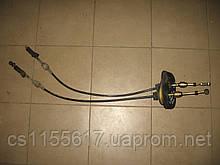 Троса переключения кпп 1322139080 б/у 1.9D, 1.9TD, 2.8D на Fiat Ducato, Jumper, Boxer год 1994-2002