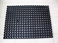 Коврик придверный  Соты  К-36  60 х 80 см.