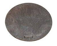 Внутренняя крышка люка телефонной сети металлическая