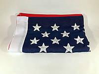 Флаг США (Аппликация) - (0.9м*1.35м)