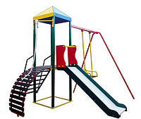 Игровые комплексы для улицы. Детские игровые площадки.