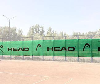 Оборудование для тренировок HEAD Windbreaker 2007 12x2 m 2013