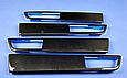 Карбоновые элементы в салон на Range Rover Sport в стиле  Autobiography L494, фото 2