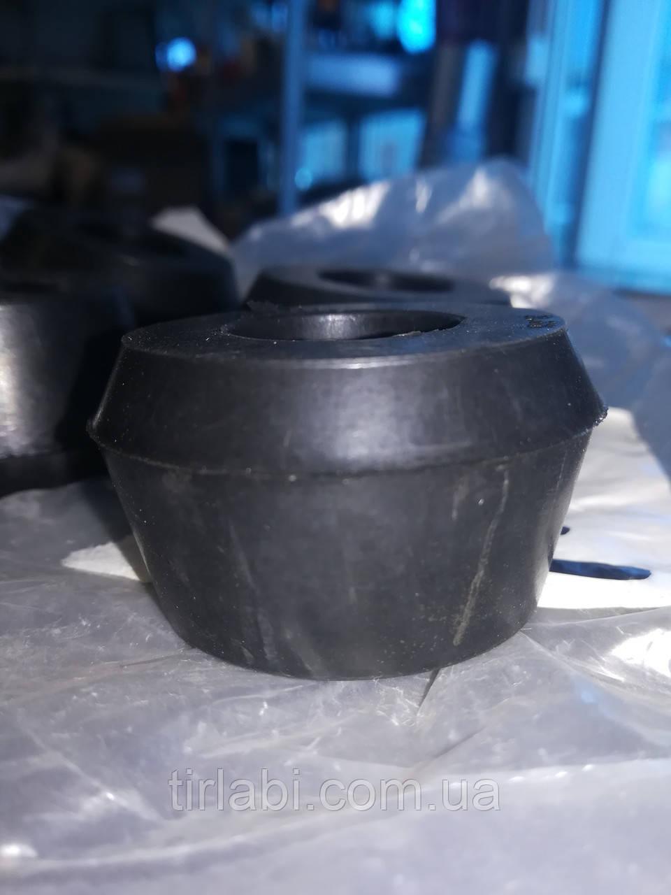 Втулка амортизатора SCANIA Fi 22x47x25 mm