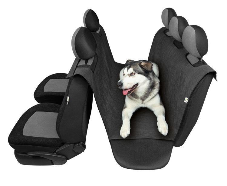 Автомобильная подстилка для собак