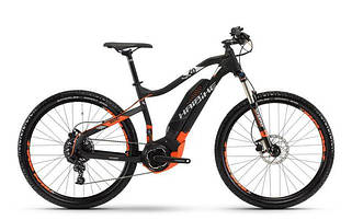 Электровелосипеды haibike