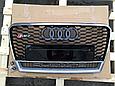 Решетка радиатора RS7 Quattro на Audi A7 (2011-2015), фото 2