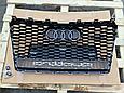 Решетка радиатора RS7 Quattro на Audi A7 (2011-2015), фото 5
