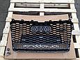 Решетка радиатора RS7 Quattro на Audi A7 (2011-2015), фото 6