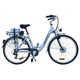 Электровелосипеды azimut
