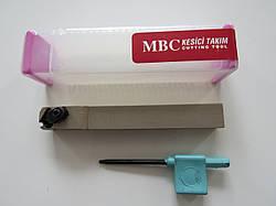 Резец резьбовой для наружной резьбы с механическим креплением SER 16х16х125 K16 MBC