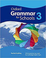 Oxford Grammar For Schools 3 Student's Book and DVD-ROM Pack