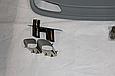 Диффузор ABT A6 заднего бампера Audi A6 C7 2012-2015, фото 6