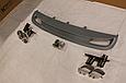 Диффузор ABT A6 заднего бампера Audi A6 C7 2012-2015, фото 10