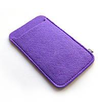 Чехол для телефона Digital Wool (Color) фиолетовый