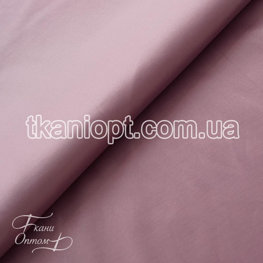 Ткань Атлас коттон (пепел розы)