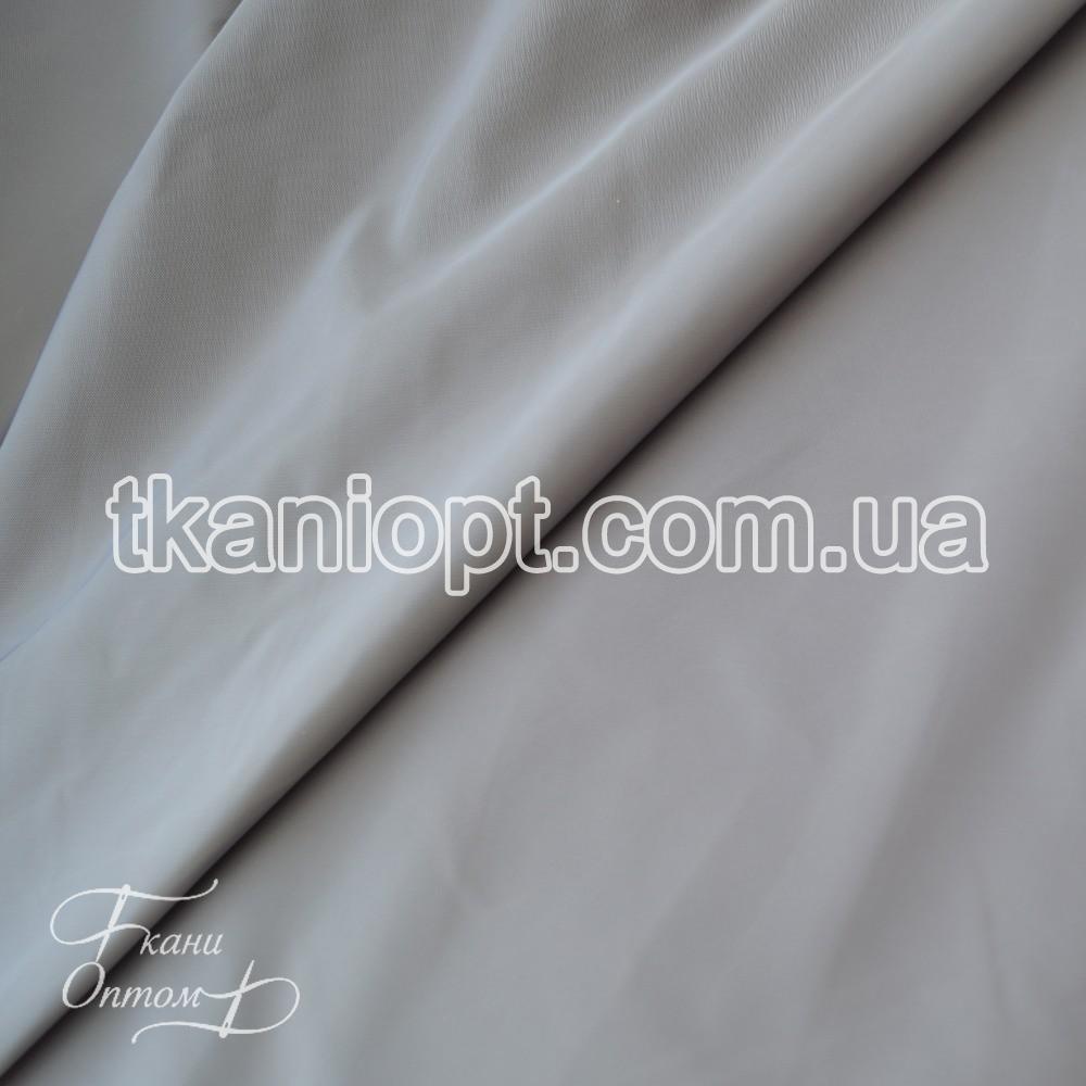 Ткань Плащевка канада 300Т (светло-серый)