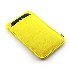 Чехол для телефона Digital Wool (Color) желтый