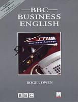 Roger Owen «BBC Business English» Аудіокурс (книга, 4 аудіо-CD)