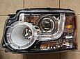 Фары передние Land Rover Discovery 4 (до рестайл) (2009-2013), фото 2