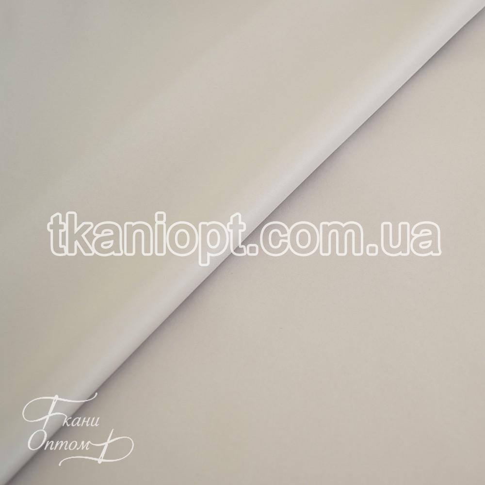 Ткань Плащевка на интерлоке президент (светло-бежевый)