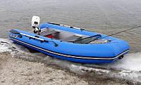 Моторная лодка RIB 350