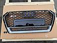 Решетка радиатора RS4 для Audi A4 2014-, фото 2