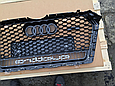 Решетка радиатора RS4 для Audi A4 2014-, фото 10