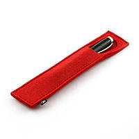 Чехол для карандашей/циркуля Digital Wool 2 (Color) красный