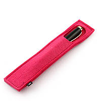 Чехол для карандашей/циркуля Digital Wool 2 (Color) розовый