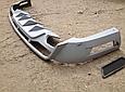 Докладка заднего бампера (skid plate) BRABUS на Mercedes ML166, фото 2