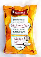 Манго половинки заморожені Diamond 500 г