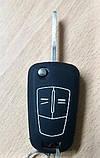 Силиконовый чехол для ключей Opel, фото 2