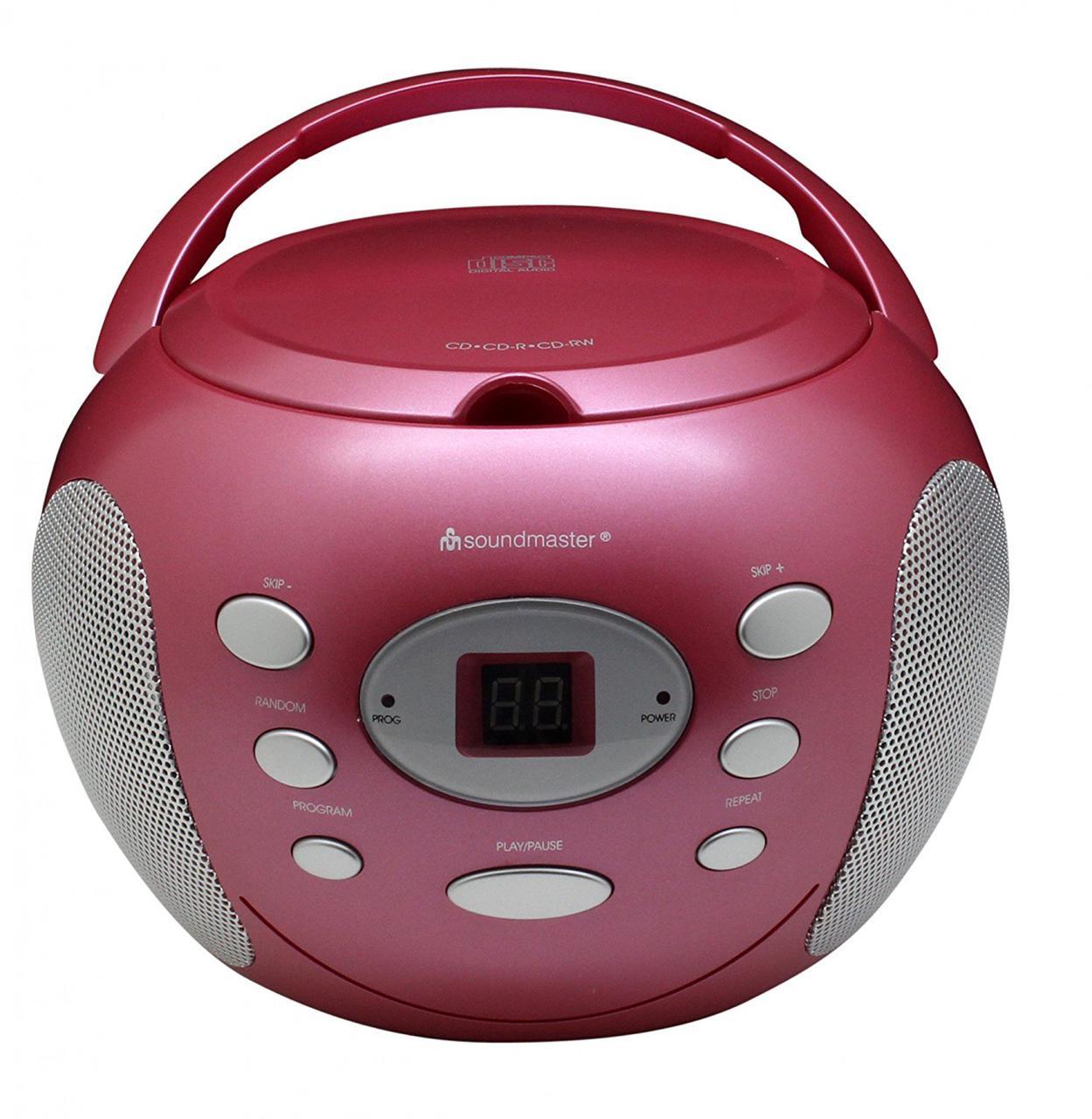 Бумбокс радиоприемник Soundmaster SCD2000PI