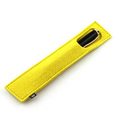 Чехол для карандашей/циркуля Digital Wool 2 (Color) желтый