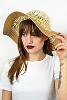 Широкополая шляпа  Джоси капучино