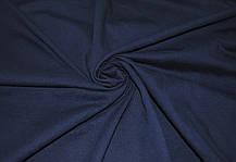 Мужская футболка плотная мягкая Тёмно-синяя Fruit of the loom 61-422-32 M, фото 3
