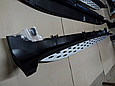 Боковые пороги Mercedes GLC X253 под оригинал, фото 2