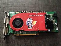 ВИДЕОКАРТА Pci-E NVIDIA GEFORCE 7800 GTX на 256 MB с ГАРАНТИЕЙ ( видеоадаптер 7800gtx 256mb  )