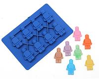 Силиконовая форма мини человечки лего